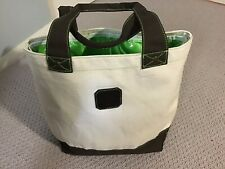 New listing Patron Tequila Canvas Insulated Beach Bag /Cooler -Brand New