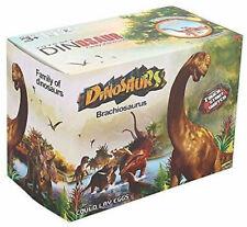 Top Race 14 inch Laying Egg Jurassic Era Dinosaur Lays Eggs - Brachiosaurus
