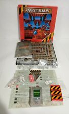 1995 Robo Rally Board Game - Games Counted and Complete - Garfield Games