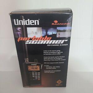 Uniden Bearcat BC75XLT Handheld Scanner  with Antenna 📡  BRAND NEW