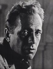1944 Vintage 16x20 HUMPHREY BOGART ~ Film Movie Actor Cinema By PHILIPPE HALSMAN