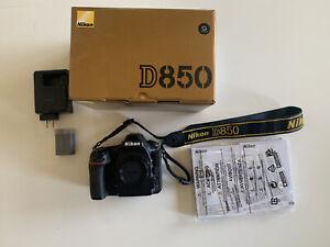 Nikon D850 45.7MP Digital Camera