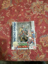 Tiger & Bunny S.H. Figuarts Origami Cyclone Bandai Action Figure. Brand New