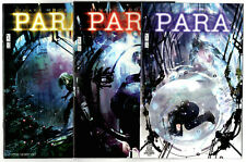 Stuart Moore's Para #1-6 (2004) Penny-Farthing VF/NM to NM Complete Set