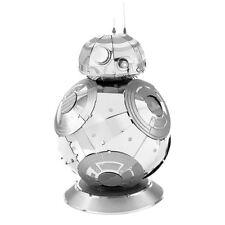 Metal Earth Star Wars Bb8 Droid 3d Model Kit - Steel Nano Puzzle