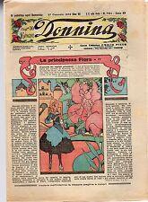 [MAB12] RIVISTA LA DONNINA ANNO XV 27 GENNAIO 1929 NUMERO 701