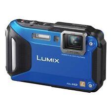 Blue Digital Cameras