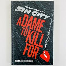Sin City: A Dame To Kill For (Hardcover Collection, 2014)