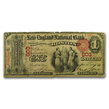 1875 $1.00 Boston, MA VG (CH#603) - SKU#150022