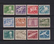 Briefmarken aus Schweden mit Post- & Kommunikations-Motiv