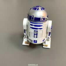 "R2-D2 Droid Orange STAR WARS Saga The Black Series #04 4 AUTHENTIC 6/"""