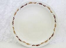 "Bristile / Wembley ware - Side Plate (6"") light & dark brown leaves pattern"