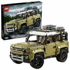 42110 LEGO TECHNIC LAND ROVER DEFENDER 2573 PEZZI +11 ANNI NUOVO SIGILLATO
