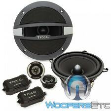 "FOCAL AUDITOR R-130S2 5.25"" CAR COMPONENT SPEAKERS CROSSOVERS MIDS TWEETERS NEW"
