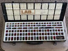 Lab Locks Color Coded Brass Rekeying Pin Kit 005 Variety