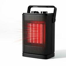 Portable Space Heater, Mini Electric Heater for Office Desk Home Bedroom Indoor