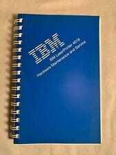 1990 IBM LASER PRINTER 4019 HARDWARE MAINTENANCE SERVICE Book Manual guide