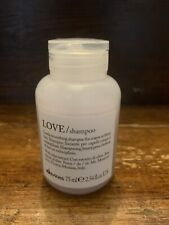 Davines LOVE Shampoo For Coarse or Frizzy Hair with Olive Extract 75ml