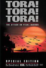 TORA! TORA! TORA! rare WWII Classic dvd JASON ROBARDS James Whitmore 1970