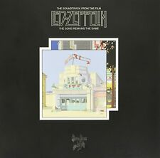 Led Zeppelin The Song Remains The Same Super Deluxe Edition 4 LP 2 CD 3 DVD