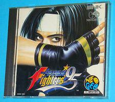 The King of Fighters 95 - Snk Neo Geo NeoGeo CD - JAP Japan