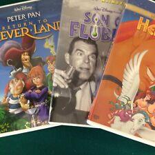 3 Disney Films DVD