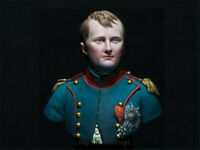 1/10 Napoleon Resin Bust Model Kits Unpainted GK Unassembled