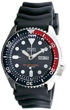 SEIKO SKX009J1 Automatic diver's watch navy boy men's made in Japan F/S EMS