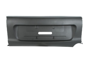 Ford Ka (RB_) 1996 - 2008 Rear Grey Bumper Cover (Middle Part)