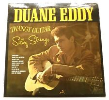 Duane Eddy - Twangy guitars silky strings   UK VINYL LP