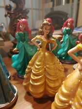 Hand Painted Disney Princess Statue - Beauty & The Beast, Belle