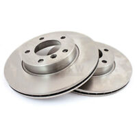 Brake Discs Front Axle Ø290mm For Iveco Daily V Box/Estate