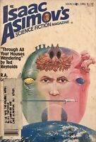 March 16, 1981  Isaac Asimov's Science Fiction Magazine Vol. 5, No. 3