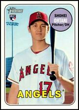 2018 Topps Heritage High Numbers - Pick A Card - Cards 501-700
