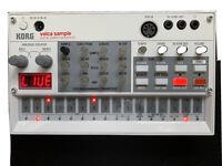 Korg Volca Sample Digital Sampler Sequencer (Boxed)