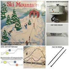 DEPT. 56 VILLAGE ANIMATED SKI MOUNTAIN, #52641, REPLACEMENT MOTOR -PARTS KIT
