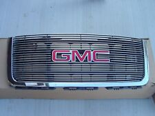"2007 GMC 2500HD FRONT BILLET GRILL ""NEW BODY STYLE"""