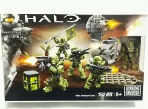 Mega Bloks Construx Halo Building Blocks CNG63 UNSC Fireteam Taurus sp1235