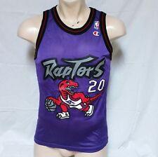 VTG Champion Jersey Damon Stoudamire Toronto Raptors NBA Dino 90s Basketball 36