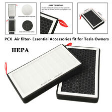 PCX HEPA Car Automobile Air filter- Essential Accessories fit for Tesla Owners