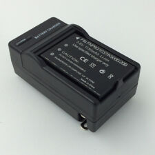 NP-61 Battery + Charger for POLAROID PR-108DG DVC-00725F PDC-3370 Digital Camera