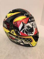 LS2 Arrow Rush Helmet Hi-Vis Yellow XL