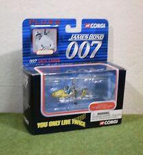 CORGI James Bond 007 PLUS 2 è vivere soltanto due volte Little Nellie ty95101