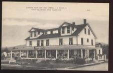 Postcard Twin Mountian Nh Supreme View Inn 1940's