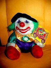 """GIGGLES"" THE GIGGLING CLOWN DOLL....COLLECTIBLE"