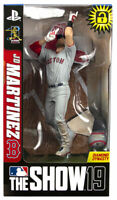 "JD Martinez (Boston Red Sox) MLB The Show 19 7"" Figure -Playstation- McFarlane"