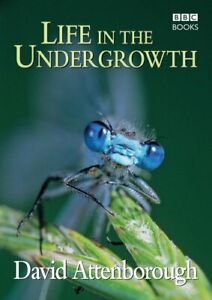 Life in the Undergrowth by David Attenborough Hardback Book The Cheap Fast Free
