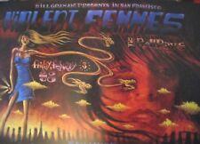 Violent Femmes Fillmore Poster Original Bill Graham F752 J. Shea Bell Rays