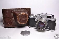 ZORKI 3 RARE Soviet/Russian 35mm Rangefinder Camera, Jupiter-8 (2/50)