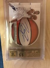 Karl Anthony Town Auto National Treasures Graded 9.5